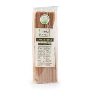 Pipolà Spaghettoni di grano duro Senatore Cappelli - Prodotti tipici ciociari online - Spesa genuina di qualità online Frosinone, Latina, Roma - Shop agricolo online Roma