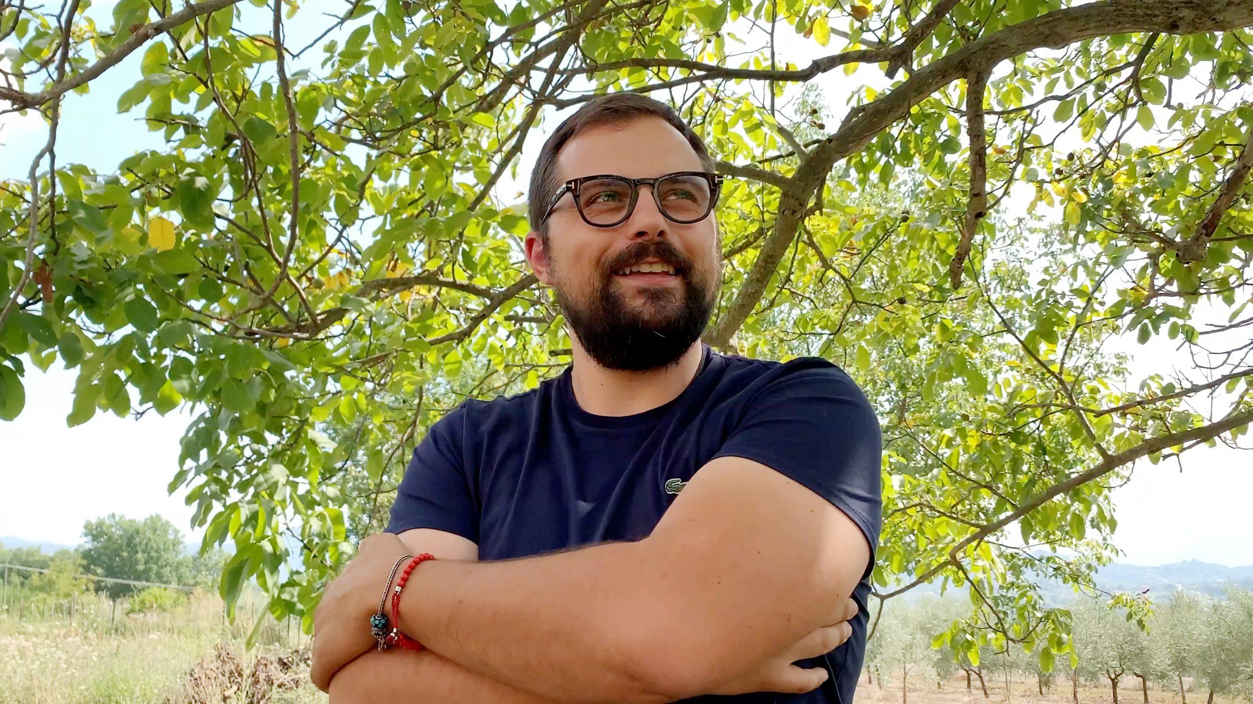 I viaggi di Pipolà tra i produttori ciociari Resalio azienda biologica di Alvito