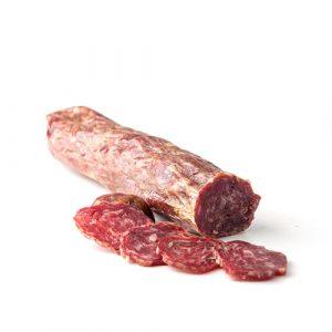 Salamella al peperoncino - Macelleria Sella Arpino - carne km 0 - prodotti tipici ciociari - spesa a domicilio Roma e Frosinone
