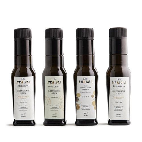 Olio extravergine di oliva Colle Fraioli