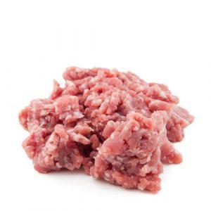 Carne macinata scelta mista bovino e suino - Nafra - prodotti tipici ciociari - Pipolà