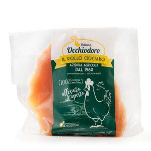 Occhiodoro il pollo Ciociaro - Sgurgola Frosinone - Produttori ciociari - Pipolà