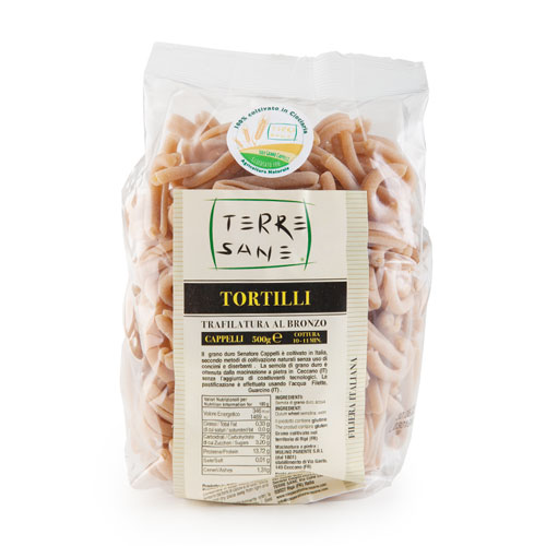 Tortilli di grano duro Senatore Cappelli - Spesa a domicilio - Pipolà