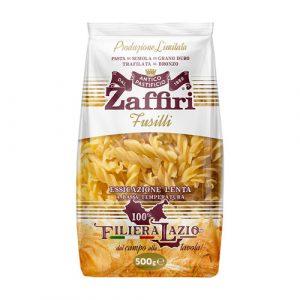 Fusilli di semola di grano duro Zaffiri Sora Frosinone - prodotti tipici online - Pipolà